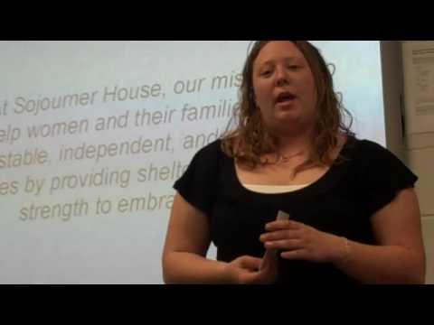Jessica Bolt-Volunteering @ Sojourner House