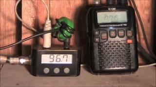 FM TRANSMITTER ANTENNA HACK - Griffin Roadtrip Ipod Digital FM Transmitter