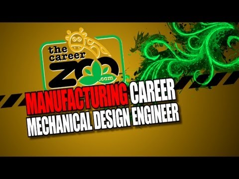What Does A Mechanical Design Engineer Do? (Manufacturing)