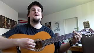 Robert Breves - Beautiful World by Colin Hay Acoustic Cover