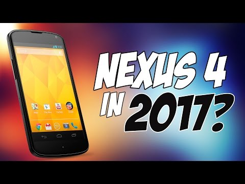 Nexus 4 in 2017? REVIEW