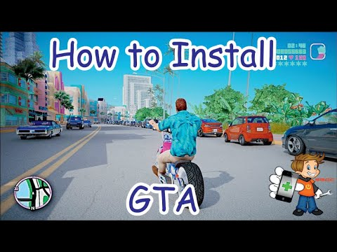 How to Install GTA Vice City Game Full Version Free into Your Laptop and Computer - 동영상