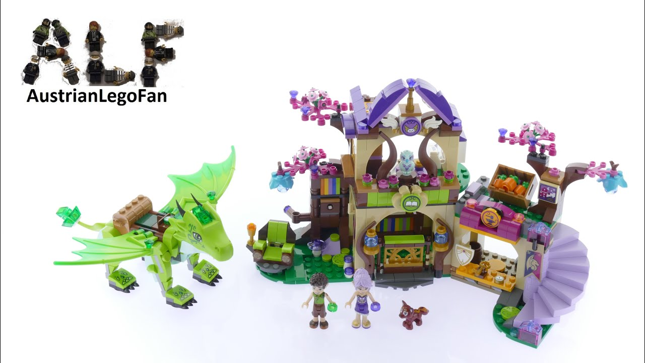 Lego Elves 41176 The Secret Market Place Lego Speed