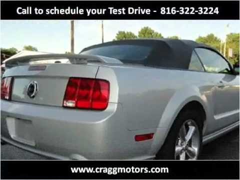 2007 ford mustang used cars belton mo youtube