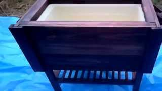 Planterbox, Pallet Wood Project, Wood Planter, Woodworking