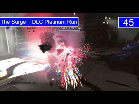 E45 The Surge + DLC Platinum Run |