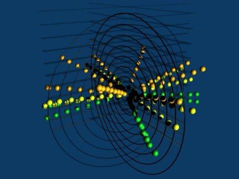 Vibration creates the Universal Pattern - Part 3
