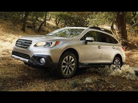 Subaru Outback Redesign 2019 >> 2019 Subaru Outback Redesign, Chages Review - YouTube