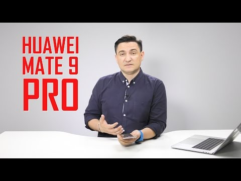 UNBOXING & REVIEW - Huawei Mate 9 Pro