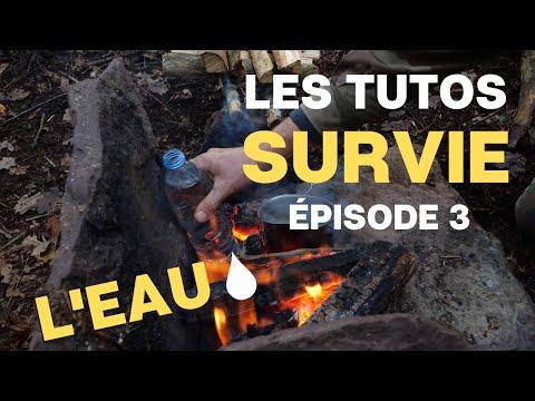 L'adjudant-chef Gatien vous dit tout sur la survie : épisode 3