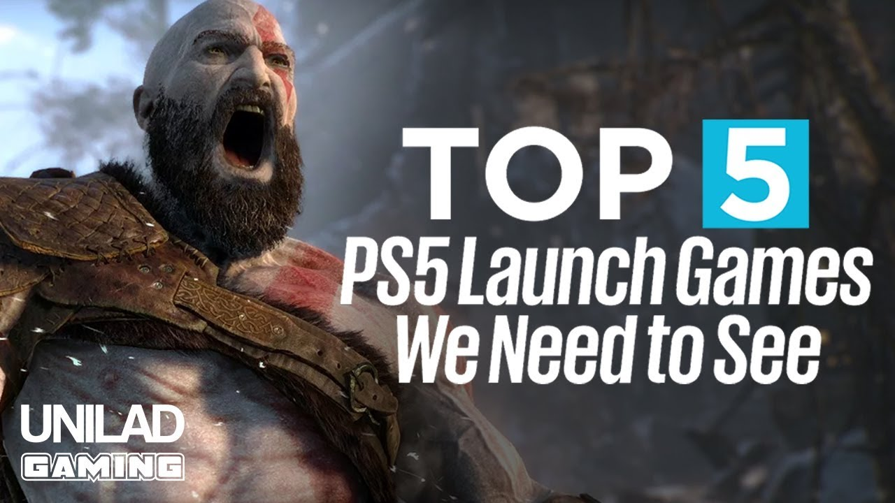 Top 5 Ps5 Launch Games We Need To See Unilad Gaming
