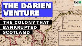 The Darien Venture: The Colony that Bankrupted Scotland