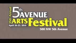 5th Ave 35th Cultural Arts Festival 2014