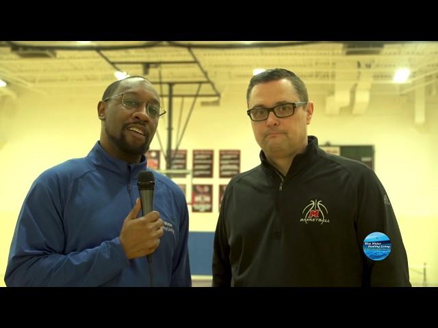 High School Basketball: Cardinal Mooney Vs. Cranbrook Kingswood 1/10/20