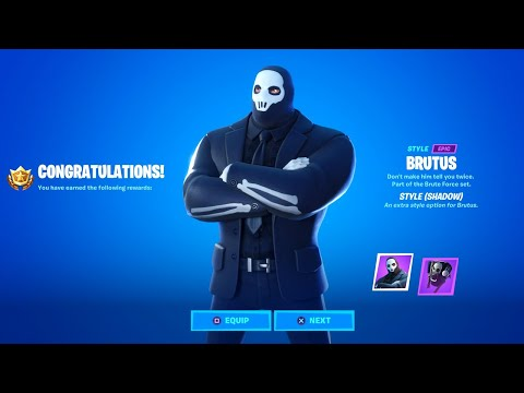 Fortnite Complete 'Brutus' Briefing' Challenges Guide - Week 1, Week 2 & Faction Mission