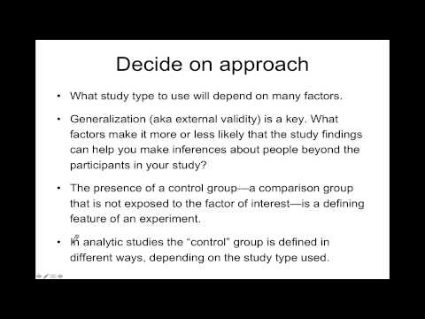 UNH Analytic Epidemiology Introduction #1