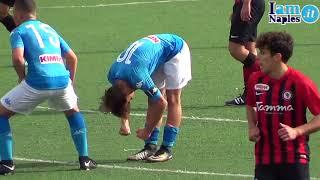 L'Under 17 A e B del Napoli riesce a conseguire il suo secondo succ...