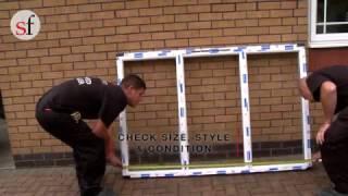 uPVC Window: Installation Guide
