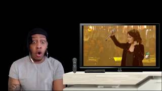 """KZ Tandingan 《Rolling in the Deep》 """"Singer 2018"""" Episode 5【Singer Official Channel】 - Wow Reaction"""