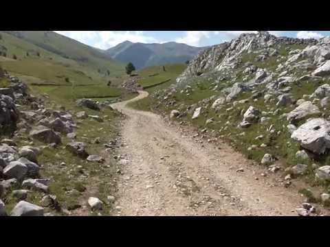 Babin do-Lukomir-Konjic-Ćelebići-Konjic 03.08.2014. 68 km