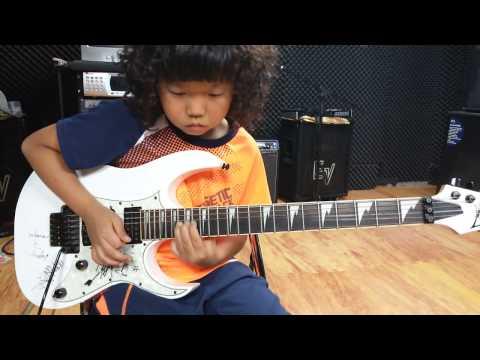 기타리스트 양태환 (Yang Tae Hwan)  Dream Theater - The Best Of Times Guitar Cover