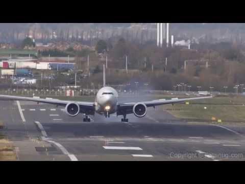 Экстремальные посадки самолетов