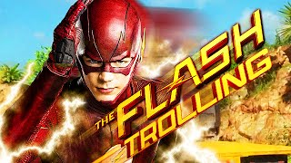 'THE FLASH' TROLLING ON BLACK OPS 3! (Hilarious Call of Duty Trolling)
