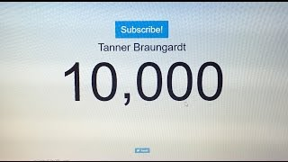 10,000 SUBSCRIBERS
