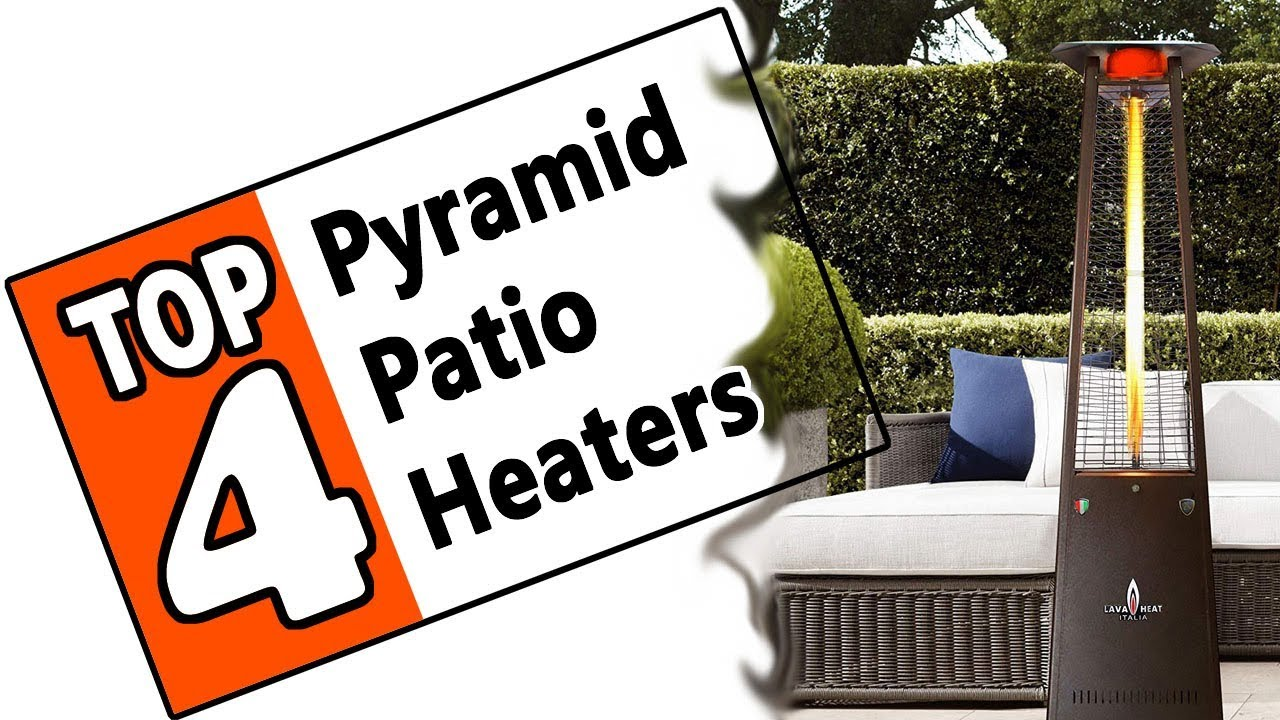 4 Gorgeous Pyramid Patio Heaters Review Of The Best Dancing Flame Gl Propane