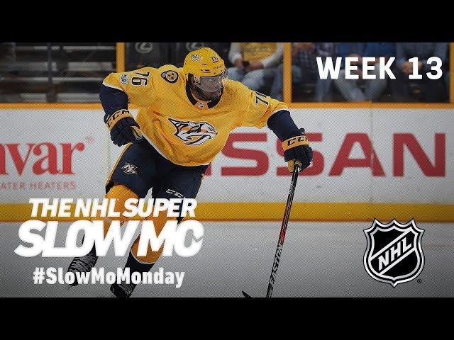 Super Slow Mo: Week 13