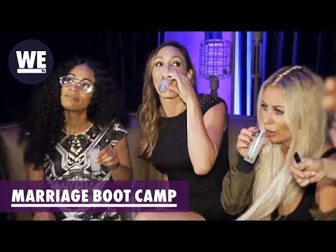 FAQ w/ Dr. Ish: Spouse Has a Drinking Problem? | Marriage Boot Camp: Reality Stars | WE tv
