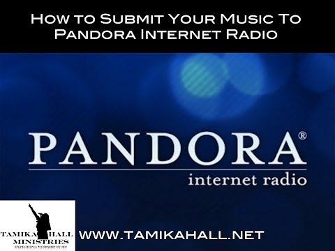 How to Get your Music on Pandora Internet Radio