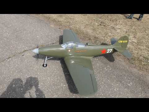 видео: Bell P-39 Airacobra - 2