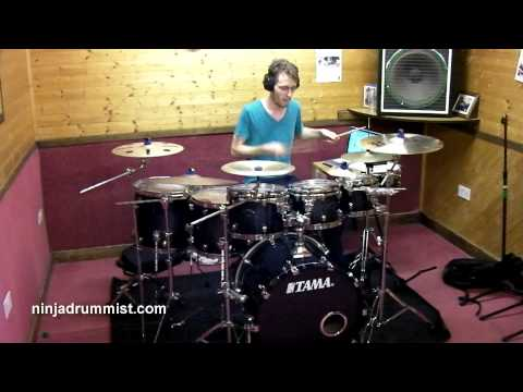 Toni Braxton - He Wasn't Man Enough (Drum Cover)