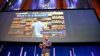 What's in a Brand? - Gavan Fitzsimons, Duke Forward in Washington, D.C.