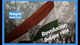 Revolución Húngara 🇭🇺 Octubre 1956 | Historia de Hungría | Hungría desde Dentro