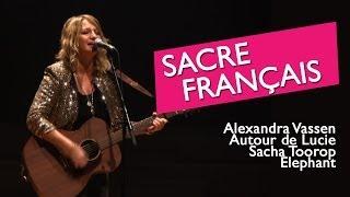 Sacré Français : Tous autour de Lucie