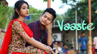 Gambar cover Vaaste Song: Dhvani Bhanushali | Nikhil D'Souza | Love Story | Vaaste | Love Sin