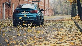 Бородатая Езда. BMW X6M 2015