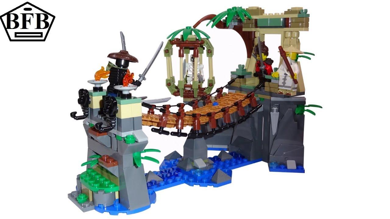 LEGO® NINJAGO Meister Wu/'s Wasser-Fall 70608