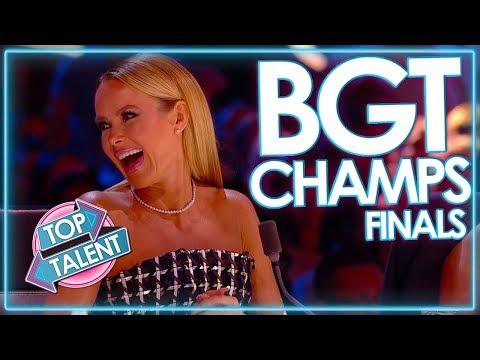 Britain's Got Talent: The Champions 2019 | FINALS | Top Talent