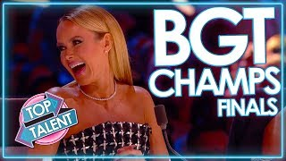 Download Britain's Got Talent: The Champions 2019 | FINALS | Top Talent Mp3 and Videos