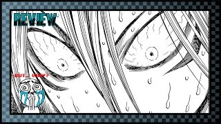 One-Punch Man Chapter 15 REVIEW - SONIC VS SAITAMA!!