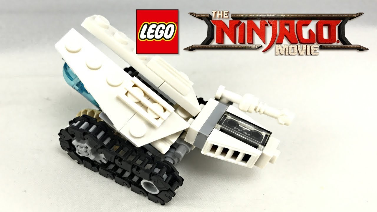 Lego Ninjago Ice TankPolybag30427Neu in OVP