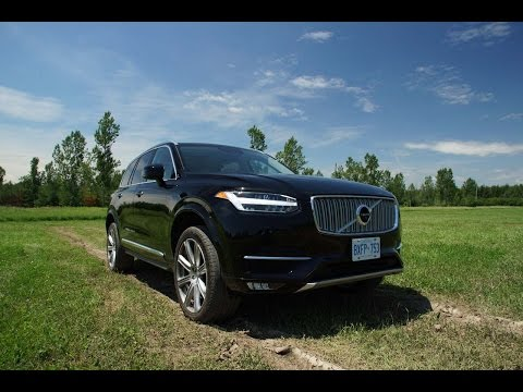 2016 Volvo XC90 T6 AWD Inscription - Review
