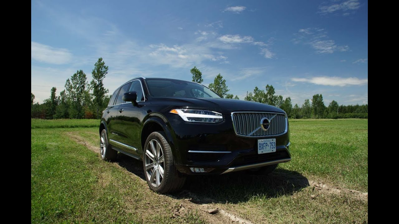 2016 volvo xc90 t6 awd inscription review youtube. Black Bedroom Furniture Sets. Home Design Ideas