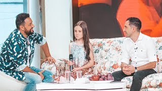 Adalia, fetita de 10 ani care a cantat cu Jessie J