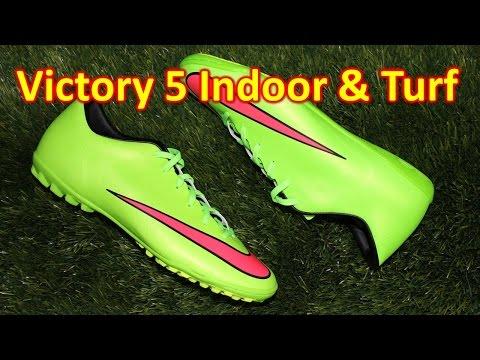 nike-mercurial-victory-5-indoor-&-turf---review-+-on-feet