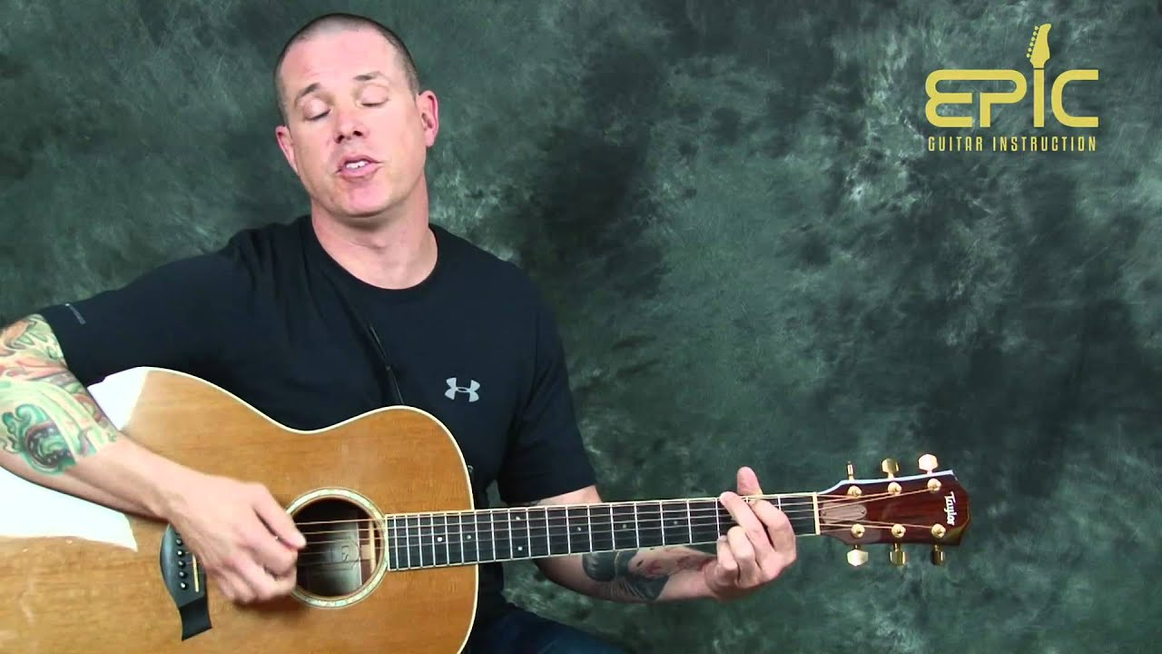 Learn To Play Alan Jackson Gone Country Easy Acoustic Guitar Song