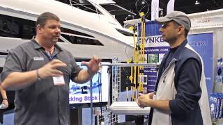 Rynkel/Quik Fender at The 2014 Chicago Boat, Sports & RV Show